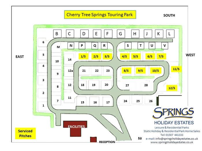 Cherry Tree Springs Pitch Plan