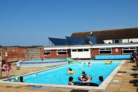 Trusthorpe Springs Swimming Pool