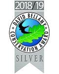 David Bellamy Conservation Award - 2018/19 Silver